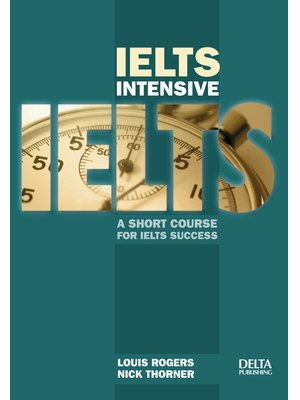 IELTS Intensive, Book + CD-ROM
