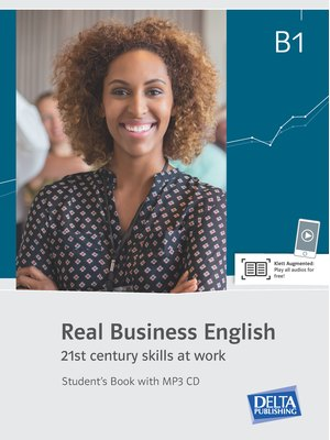 Real Business English B1, Student's Book with MP3 CD