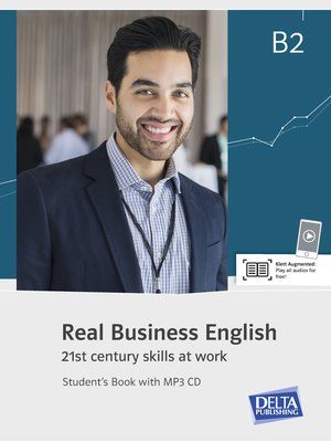 Real Business English B2, Student's Book with MP3 CD