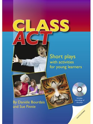 Class Act, Book with photocopiable activities + Audio CD