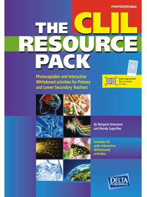 The CLIL Resource Pack.  Book with photocopiable activites and CD-ROM