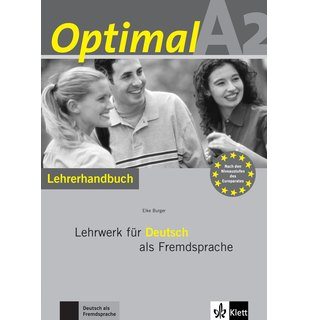 Optimal A2, LHB + Lehrer-CD-ROM