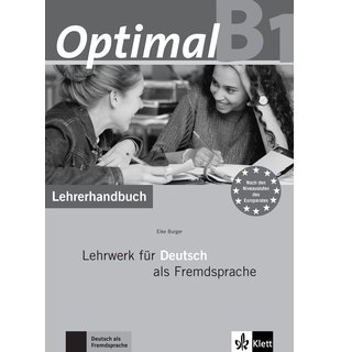 Optimal B1, LHB + Lehrer-CD-ROM