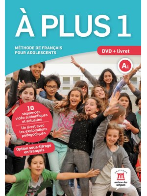 À plus 1 - Pack DVD