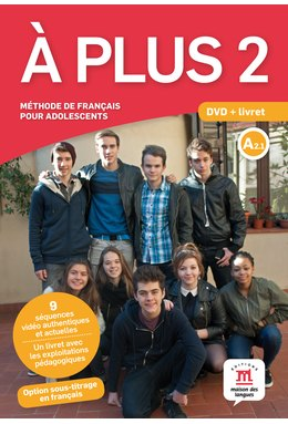 À plus 2 - Pack DVD