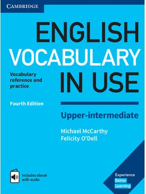 English Vocabulary in Use: Upper-Intermediate Book with Answers and Enhanced eBook