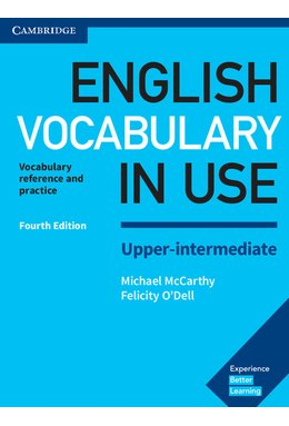 English Vocabulary in Use: Upper-Intermediate Book with Answers