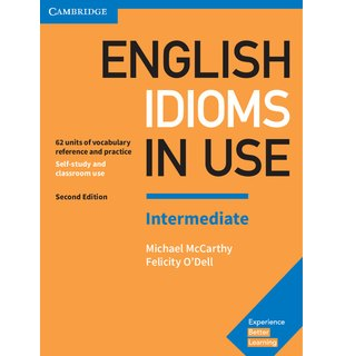 English Idioms in Use Intermediate Book with Answers