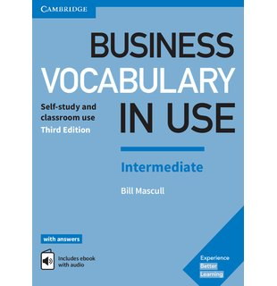 Business Vocabulary in Use: Intermediate Book with Answers and Enhanced ebook