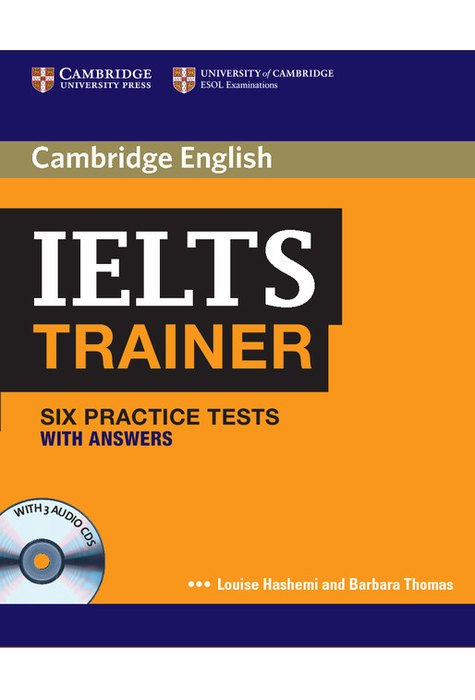 IELTS Trainer, Six Practice Tests with Answers and Audio CDs (3)