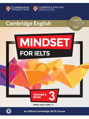 Mindset for IELTS Level 3 Teacher's Book with Class Audio