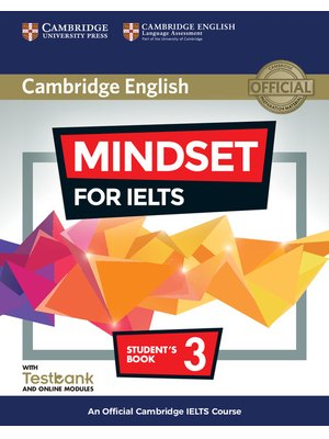 Mindset for IELTS Level 3, Student's Book with Testbank and Online Modules
