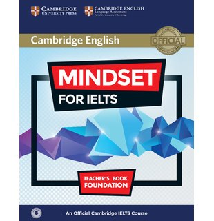 Mindset for IELTS Foundation Teacher's Book with Class Audio