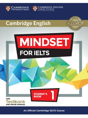 Mindset for IELTS Level 1, Student's Book with Testbank and Online Modules