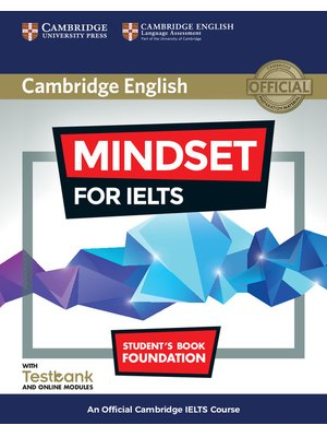 Mindset for IELTS Foundation, Student's Book with Testbank and Online Modules