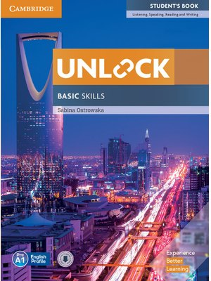 Unlock Basic Skills Student's Book with Downloadable Audio and Video