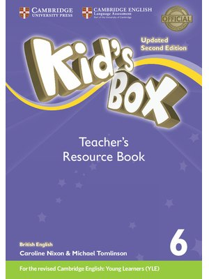 Kid's Box Level 6 Teacher's Resource Book with Online Audio British English