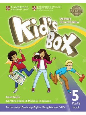 Kid's Box Level 5 Pupil's Book British English