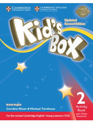 Kid's Box Level 2, Activity Book with Online Resources British English