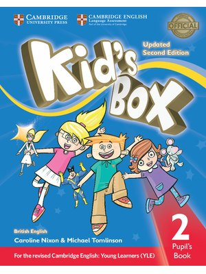 Kid's Box Level 2, Pupil's Book British English
