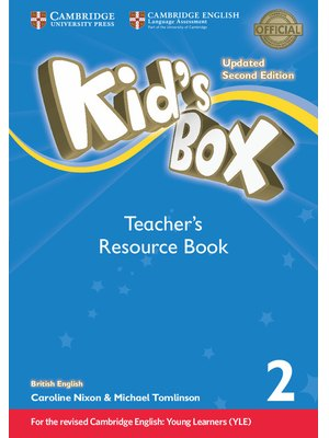 Kid's Box Level 2 Teacher's Resource Book with Online Audio British English