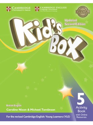 Kid's Box Level 5, Activity Book with Online Resources British English