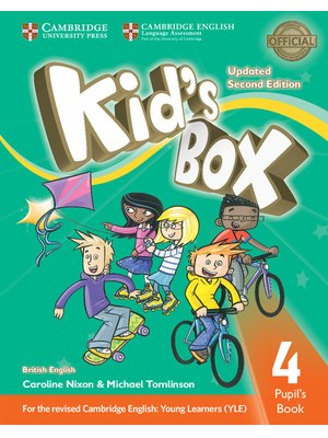 Kid's Box Level 4 Pupil's Book British English