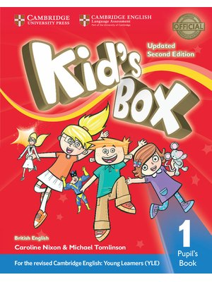 Kid's Box Level 1, Pupil's Book British English