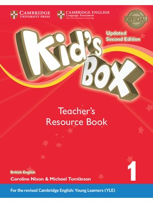 Kid's Box Level 1, Teacher's Resource Book with Online Audio British English
