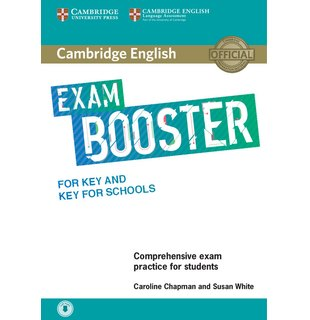 Exam Booster for Key and Key for Schools without Answer Key with Audio