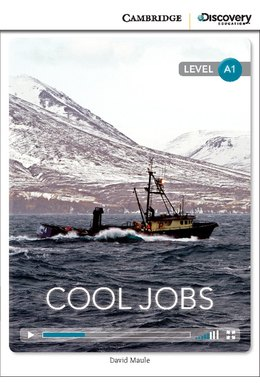 Cool Jobs Beginning Book with Online Access