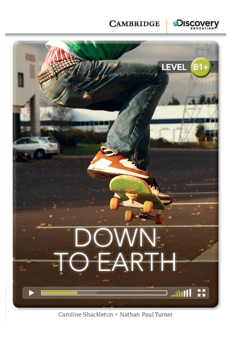 Down to Earth Intermediate Book with Online Access
