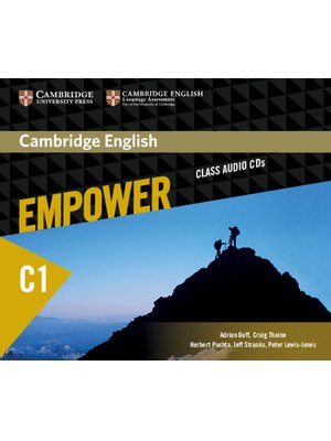Cambridge English Empower Advanced Class Audio CDs (4)