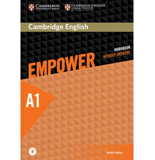 Cambridge English Empower Starter Workbook without Answers with Downloadable Audio
