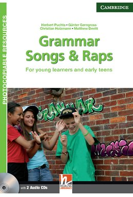 Grammar Songs and Raps Teacher's Book with Audio CDs (2)