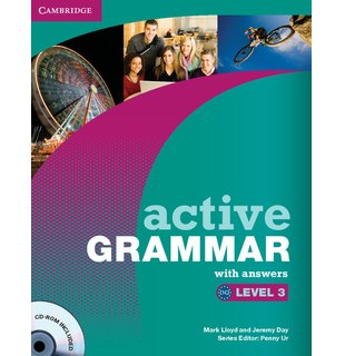 Active Grammar Level 3 with Answers and CD-ROM