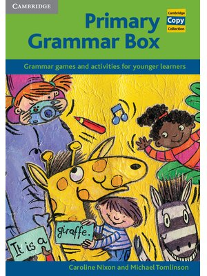 Primary Grammar Box. Photocopiable