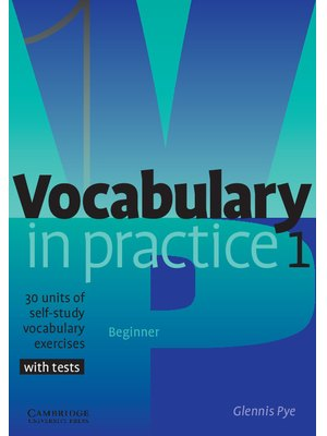 Vocabulary in Practice 1