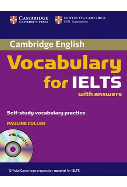 Vocabulary for IELTS, Book with Answers and Audio CD
