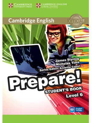 Prepare! Level 6, Student's Book