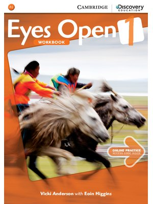 Eyes Open Level 1, Workbook with Online Practice