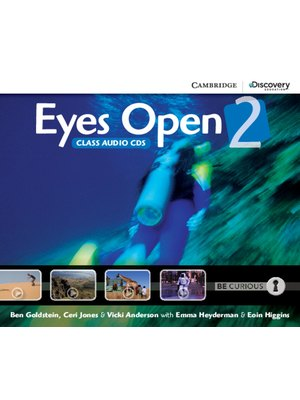 Eyes Open Level 2 Class Audio CDs (3)