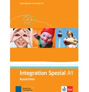 Integration Spezial A1, Kursmaterial mit Audio-CD