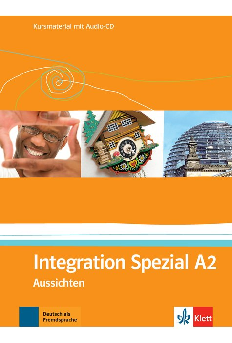 Integration Spezial A2, Kursmaterial mit Audio-CD