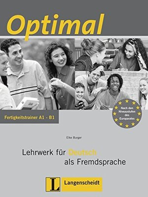 Optimal A1-B1, Fertigkeitstrainer, Buch mit Audio-CD