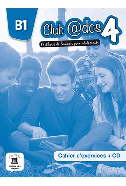 Club @dos 4 – Cahier d'exercices + CD audio