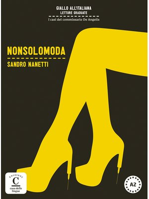 Giallo all'italiana Series. Nonsolomoda. Book + MP3