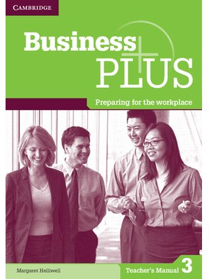 Business Plus Level 3, Teacher's Manual
