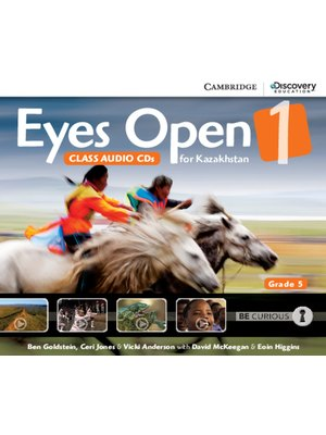 Eyes Open Level 1, Class Audio CDs (3)