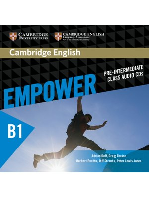 Cambridge English Empower Pre-intermediate Class Audio CDs (3)